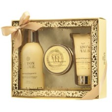 GIFT SET 3PC MAISON ROYALE LEMON ZEST & BERGAMOT