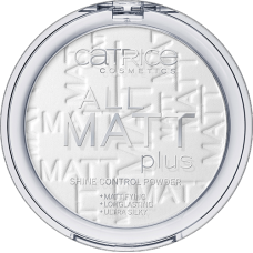 ALL MATT PLUS SHINE CONTROL POWDER Nº001, 10GR