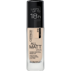 ALL MATT PLUS SHINE CONTROL MAKE UP 010, 30ML