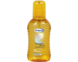 SUN SPRAY TRANSPARENTE SPF 50, 200ML