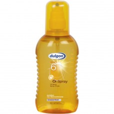 SUN OIL SPRAY NOURISHING SPF 6, 200ML