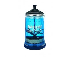 JARRO DE VIDRO BARBICIDE 750ML