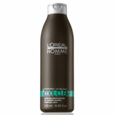 HOMME SHAMPO COOL CLEAR 250ML
