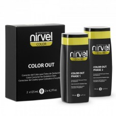 COLOR OUT 2x125ML
