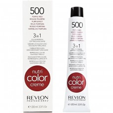 NUTRICOLOR 500 PURPLE RED 100ML