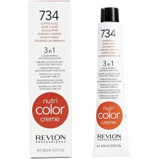 NUTRICOLOR 734 COPPER GOLD 100ML