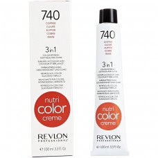 NUTRICOLOR 740 COPPER 100ML