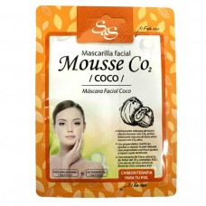MÁSCARA FACIAL MOUSSE CO2 COCO 13ML