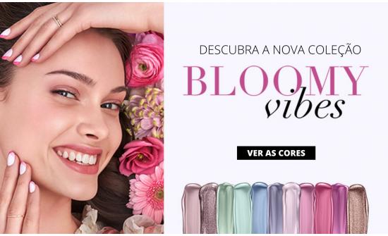 Coleção Bloomy Vibes