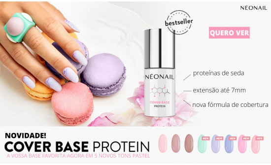 Cover Base Pastel Collection