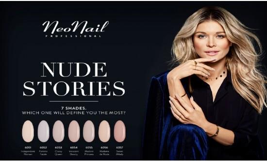 Nova coleção Nude Stories Neo Nail, já disponível!!